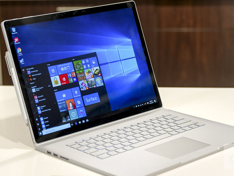 microsoft surface book 2 15 inch