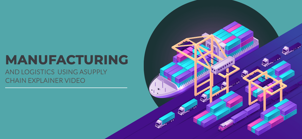 Supply Chain Animation Video